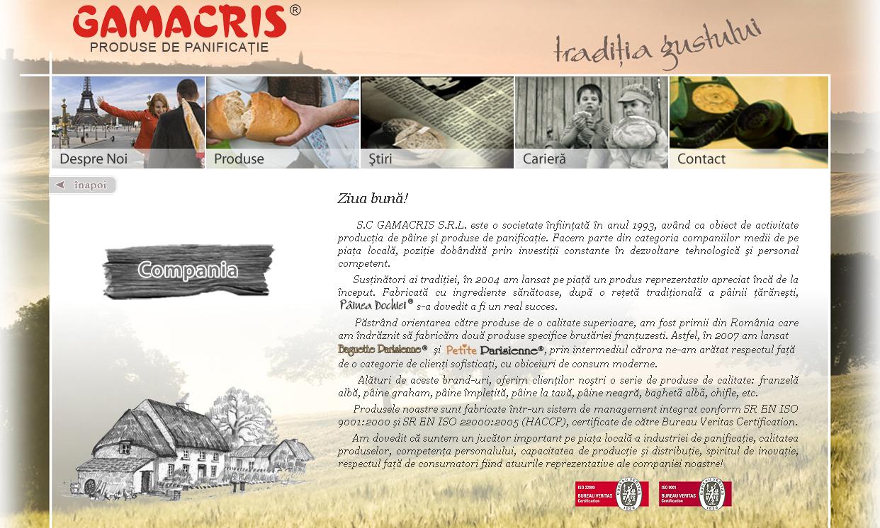 Gamacris Distributie SRL