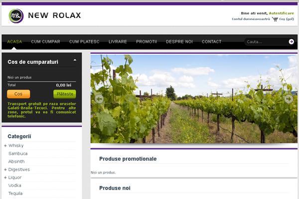 New Rolax SRL