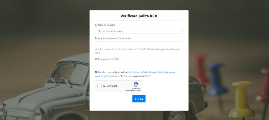 Cum îți Poți Verifica Online Polița Rca Attosoft Ro Software Erp Bi Crm Sfa Wms Solutii Pda
